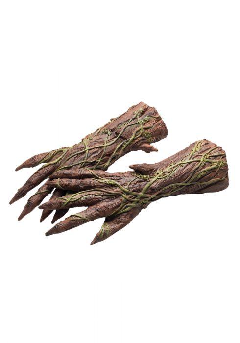 Deluxe Adult Groot Latex Hands
