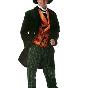 Deluxe Adult Mad Hatter Costume