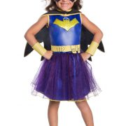 Deluxe Batgirl Toddler Girls Costume