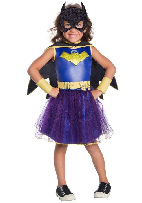 Deluxe Batgirl Toddler Girls Costume