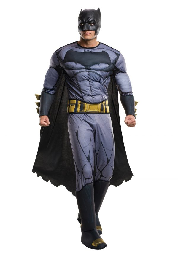 Deluxe Batman v Superman Batman Costume