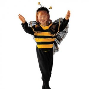Deluxe Bee Infant Costume