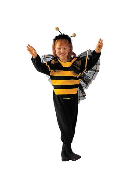 Deluxe Bee Infant Costume