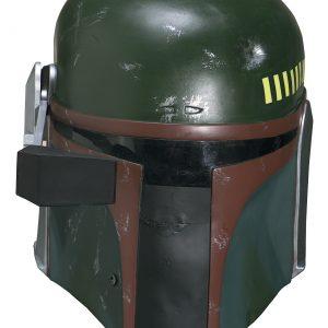 Deluxe Boba Fett Collectible Helmet
