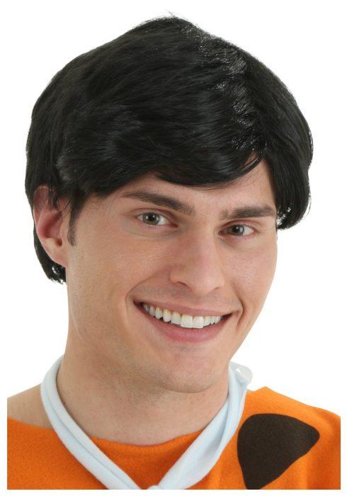 Deluxe Cartoon Caveman Wig