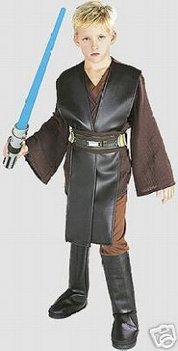 Deluxe Child Anakin Skywalker Costume
