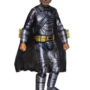 Deluxe Child Dawn of Justice Armored Batman Costume