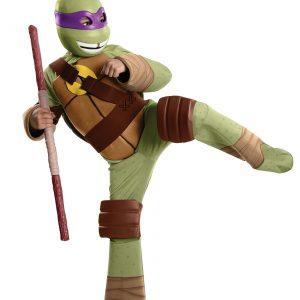 Deluxe Child Donatello Costume