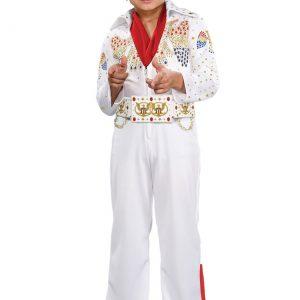 Deluxe Child Elvis Costume