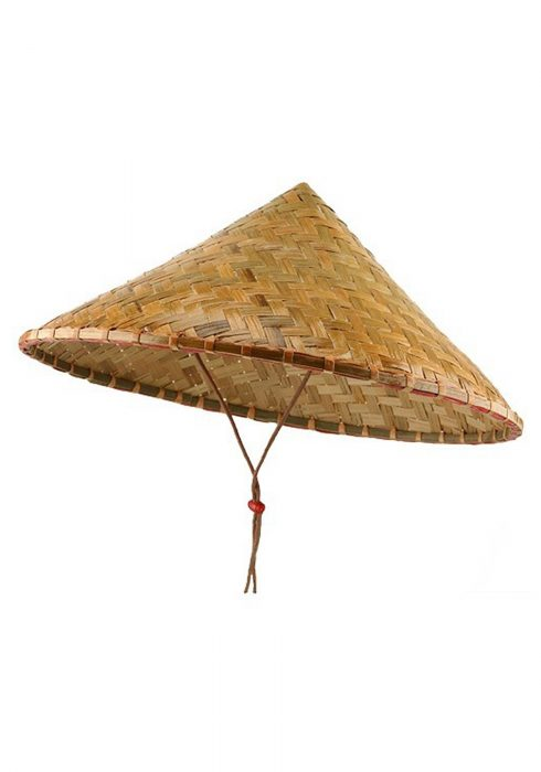 Deluxe Chinese Bamboo Hat