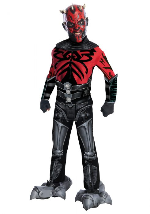 Deluxe Darth Maul Kids Costume