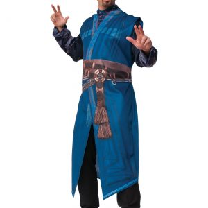 Deluxe Doctor Strange Men's Costume