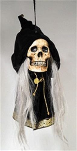 Deluxe Hanging Reaper Head Prop