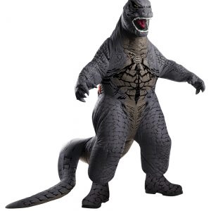 Deluxe Inflatable Child Godzilla Costume