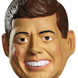 Deluxe Kennedy Adult Mask