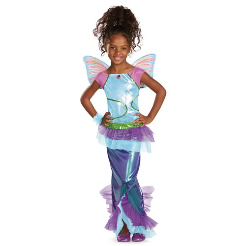Deluxe Kids Aisha Winx Costume