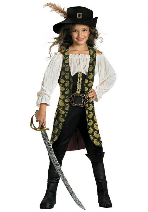 Deluxe Kids Angelica Costume