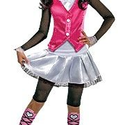 Deluxe Kids Monster High Draculaura Costume