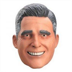 Deluxe Mitt Romney Mask - Vinyl
