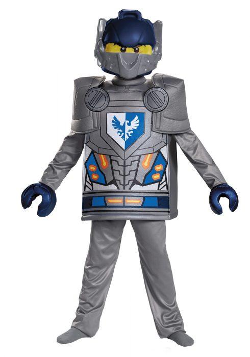Deluxe Nexo Knights Clay Boys Costume