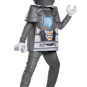Deluxe Nexo Knights Lance Boys Costume