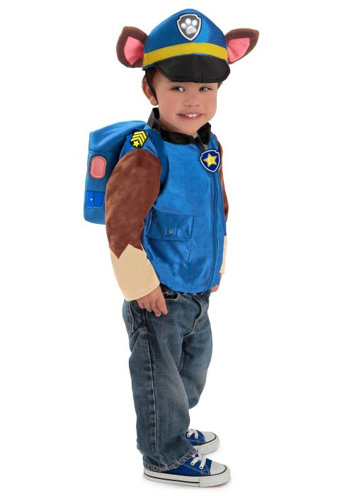 Deluxe Paw Patrol Chase Costume