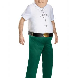 Deluxe Plus Size Peter Griffin Costume