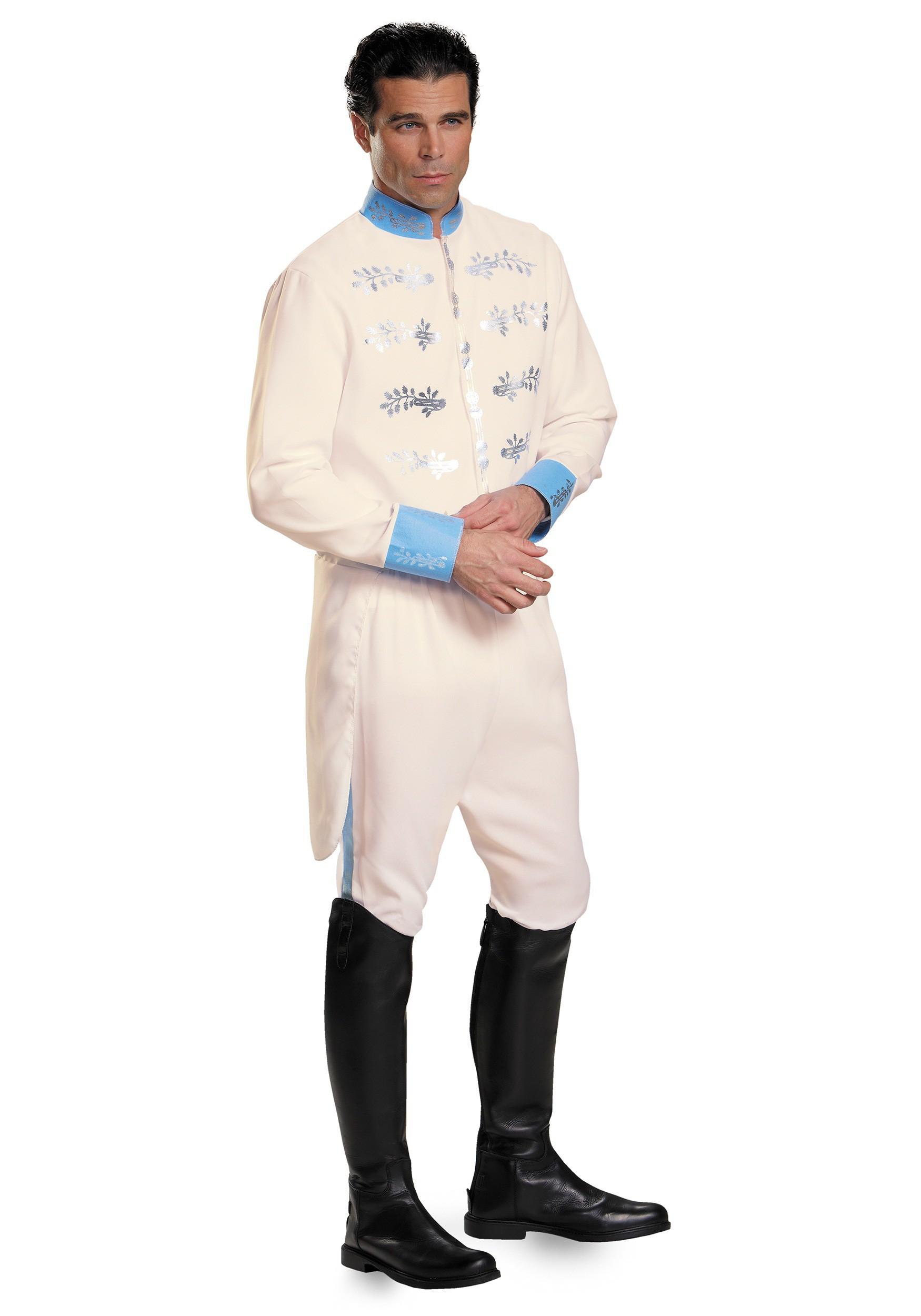 Prince Charming Costumes