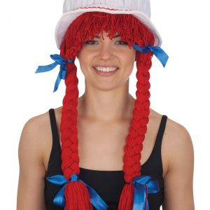 Deluxe Rag Doll Wig