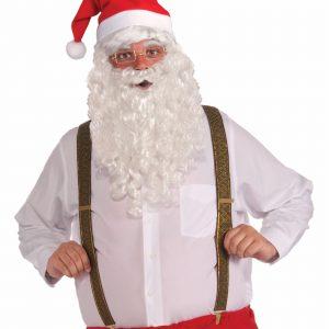 Deluxe Santa Suspenders