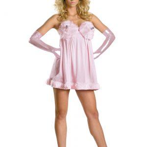 Deluxe Sassy Fembot Costume