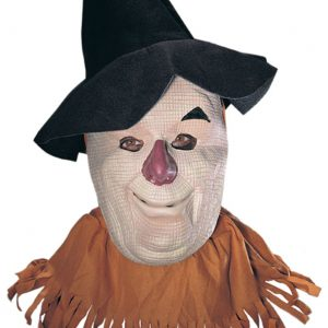 Deluxe Scarecrow Mask