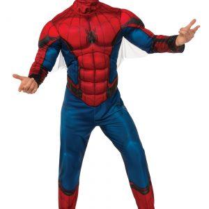 Deluxe Spider-Man Men's Costume