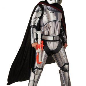 Deluxe Star Wars The Force Awakens Captain Phasma Costume