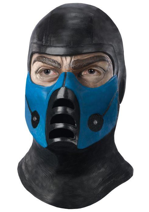Deluxe Sub Zero Mask