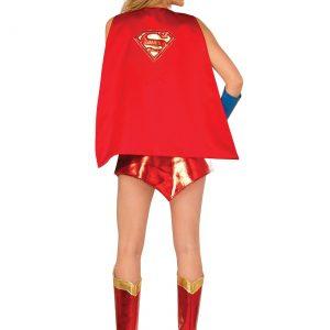 Deluxe Supergirl Cape