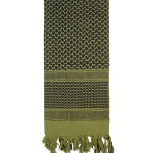 Deluxe Tan Shemagh Scarf