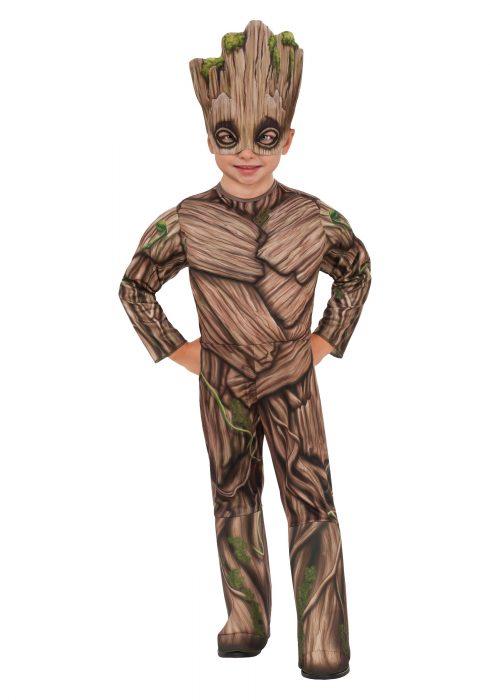 Deluxe Toddler Groot Costume