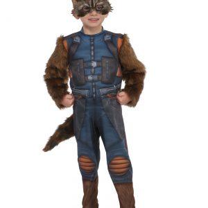 Deluxe Toddler Rocket Raccoon Costume