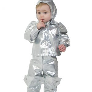 Deluxe Toddler Tin Woodsman Costume