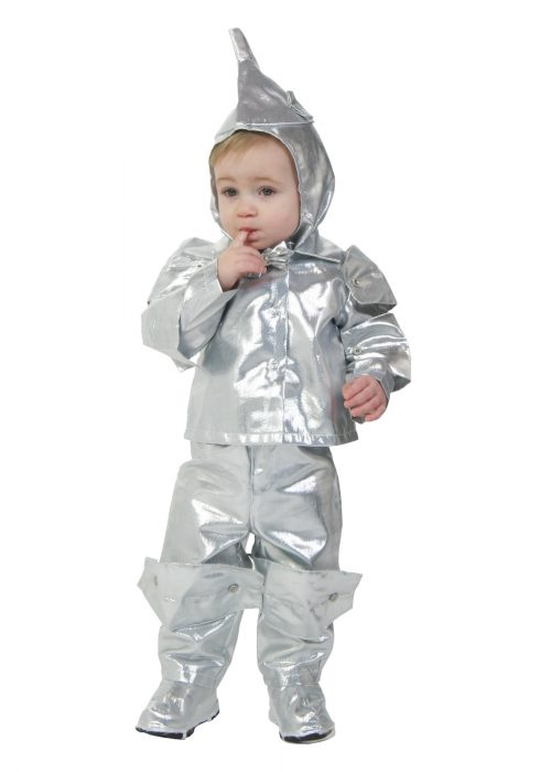 Deluxe Toddler Tin Woodsman Costume