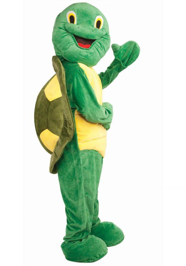 Deluxe Turtle Mascot Costume