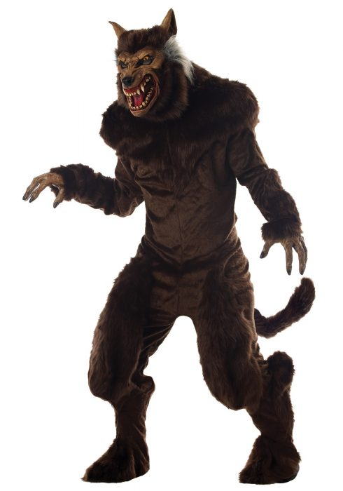 Deluxe Werewolf Costume