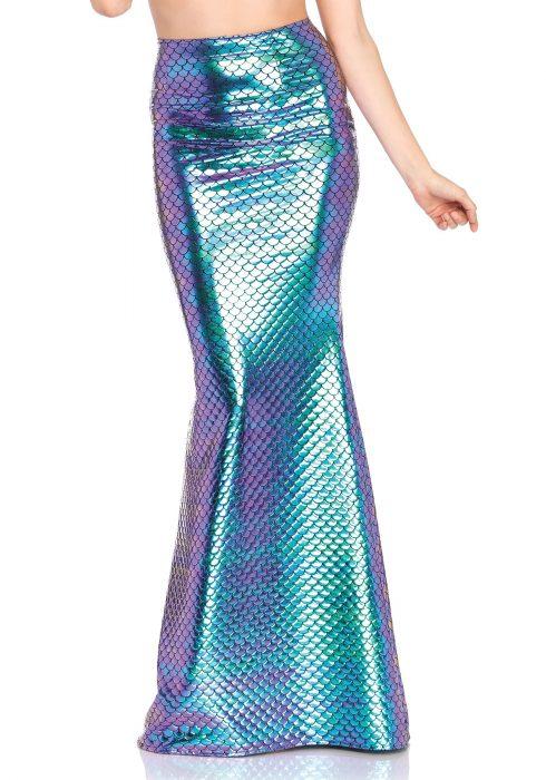 Deluxe Women's Mermaid Tail Skirt