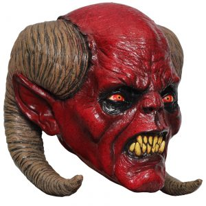 Demon Balam Adult Mask
