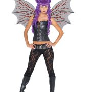 Demonette Wings - Black