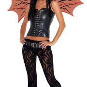 Demonette Wings - Red