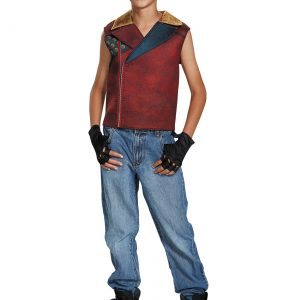 Descendants Boy's Jay Deluxe Costume