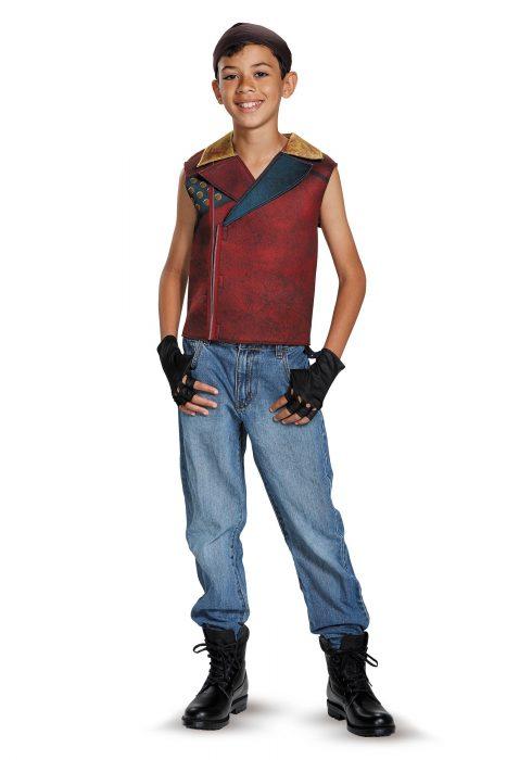 Descendants Boy's Jay Deluxe Costume