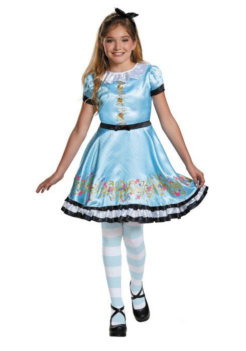 Descendants Girl's Ally Deluxe Costume